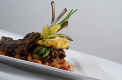 Gabrieau's Bistro Lamb like no other
