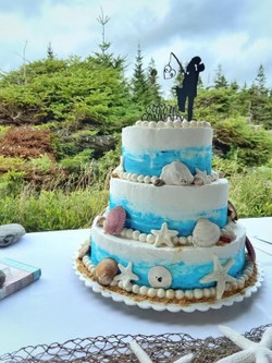 By the Shore Wedding