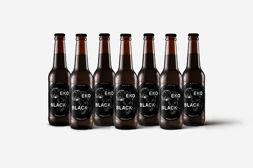 Eko Black Case (12 x 330ml Bottles)