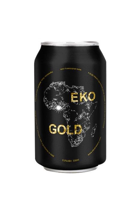Eko Gold Can