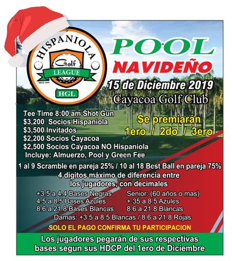 Pool Navideño 2019