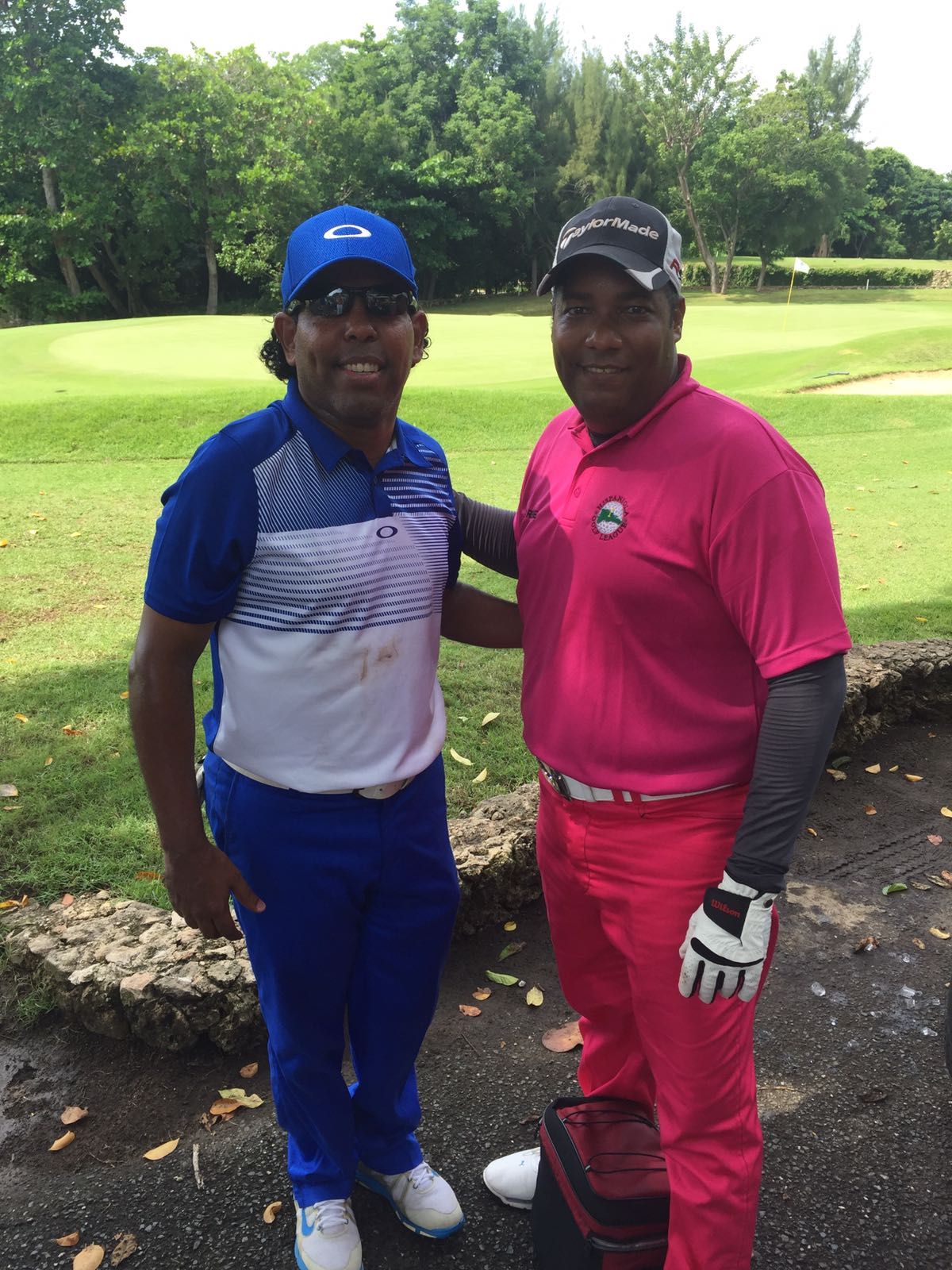 Carlos Cepeda & Jose Rene Suero