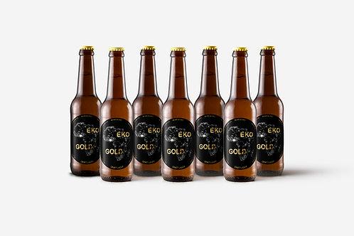 Eko Gold Case (12 x 330ml Bottles)