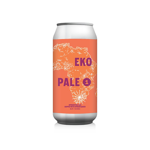 Eko Pale 1 Case (12 x 440ml Cans)