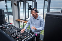 Lighthouse beach wedding DJ ballina Todd