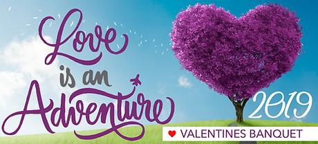 Love Is An Adventure Valentines Website