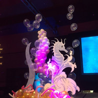Seahorse Under the Sea Event Decorations