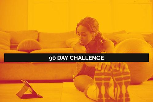 90 Day Challenge-Live Online