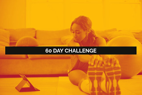 60 Day Challenge-Live Online
