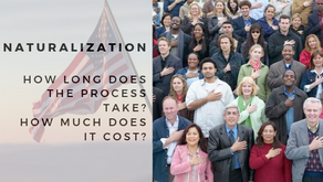 How long is the naturalization process in New York and New Jersey?