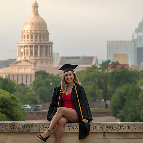 Judith's Graduation Photos
