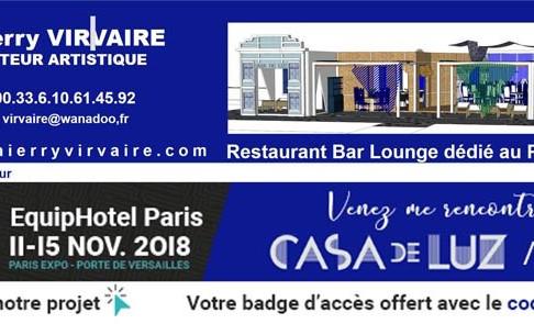 Equiphotel Paris, 11-15 November 2018