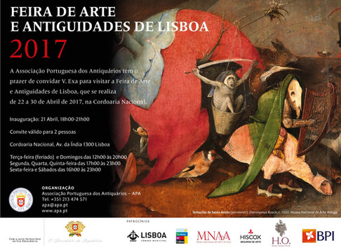Arts and Antiquities,LISBON