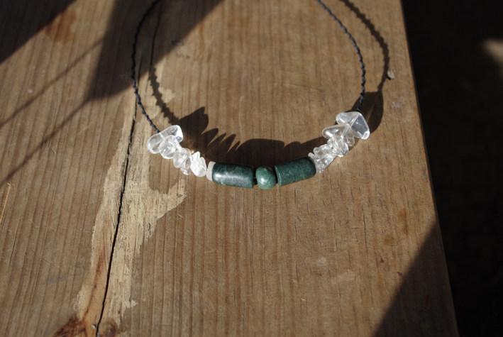 jade guatemala necklace pendant beads