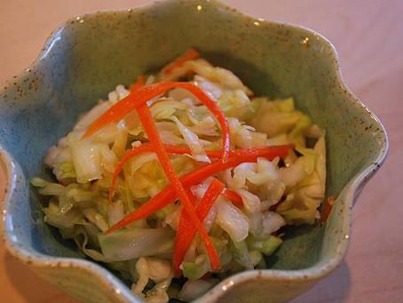 鹽麴漬野菜