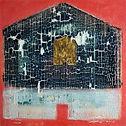이경주, 그 남자의 집, 2009, 34.5x34.5x1cm, 도판 드로