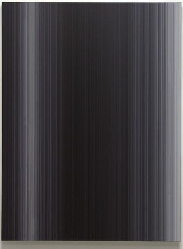 윤상렬, 침묵, Sharp pencil on paper Digital printing on acrylic, 121.5X91.5cm, 2018