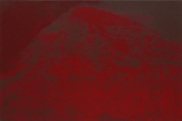 김형관, Long Slow Distnce 1023, Oil on Canvas, 97x145cm, 2010