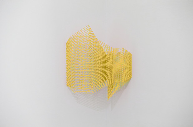 서혜영, ectype, Stainless steel, polyurethane resin varnish, 421×511×357mm, 2017