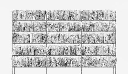 권도연, 섬광기억 #여름방학2, Pigment print, 105x180cm, 2017