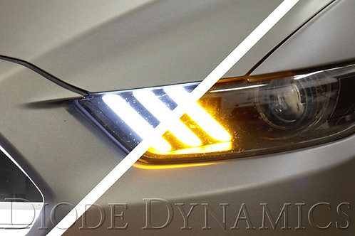 Ford Mustang (15-17): Switchback DRL LED Boards