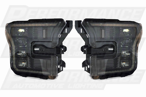 Ford Raptor (15-19): XB LED Headlights (AMBER DRL)