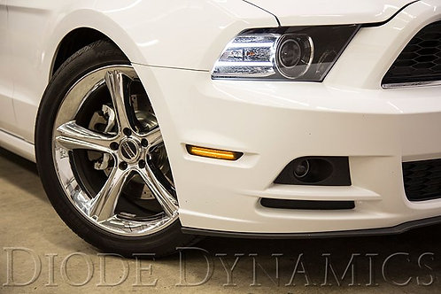 Ford Mustang (10-14): LED Sidemarkers (Set)