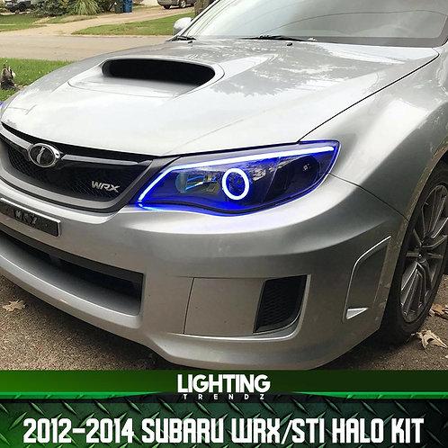 2012-2014 Subaru Impreza WRX/STI Projector Halo Kit
