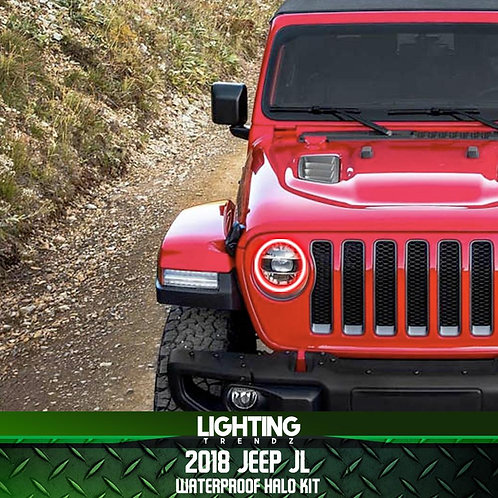 2018 Jeep JL Waterproof Halo Kit