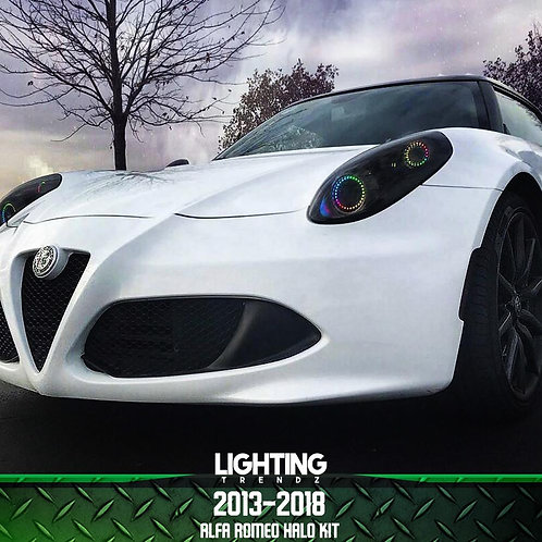2013-2018 Alfa Romeo Halo Kit