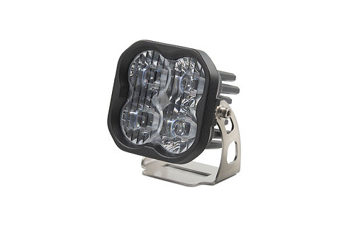 Diode Dynamics SS3 LED Pod Sport Series (White; Single)