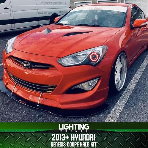 2013+ Hyundai Genesis Coupe Halo Kit