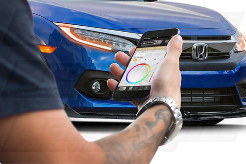 2016+ Honda Civic: Profile Pixel DRL Boards