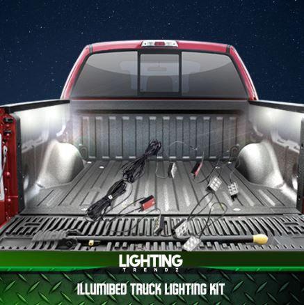 Truck Bed Lighting Kit