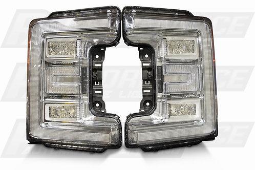 Ford Super Duty (17+): OEM LED Headlights