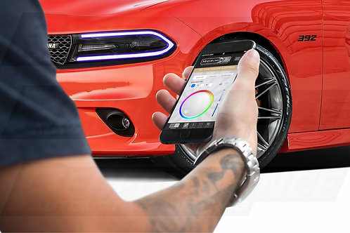 2015-17 Dodge Charger: Profile Pixel DRL Boards