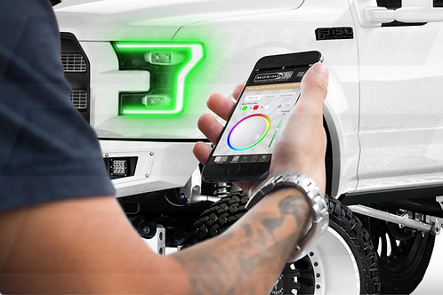 15-17 Ford F150: Profile Pixel DRL Boards