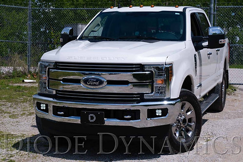 Ford Super Duty (17-20): SS3 LED Fog Light Kit