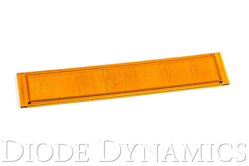 Outer Lens for Stage Series Wide Amber Diode Dynamics