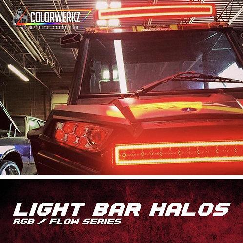 Light Bar Halos