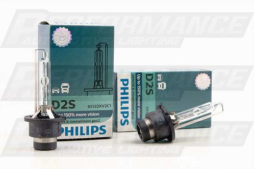 D2S: Phillips 85122 XV2 XTREME Vision