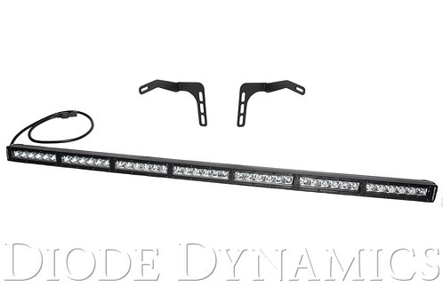 Tundra 42 Inch LED Lightbar Kit White Driving Stealth Series Diode Dynamics