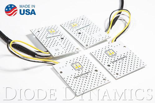 Subaru BRZ SB DRL LED Boards 13-15 Subaru BRZ SB DRL LED Boards Diode Dynamics