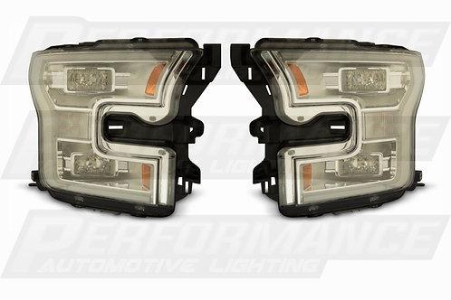 Ford F150 (15-17): OEM LED Headlights