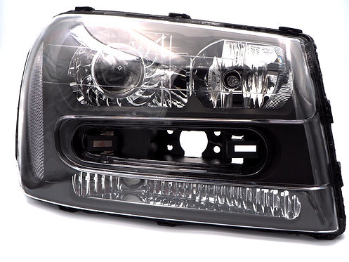 Chevrolet Trailblazer (02-05): Custom Headlight Retrofit