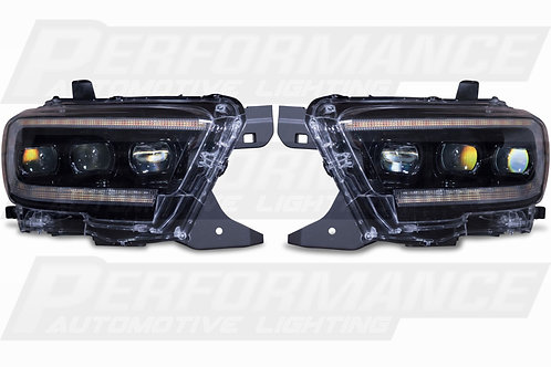 Toyota Tacoma (16+): XB LED Headlights