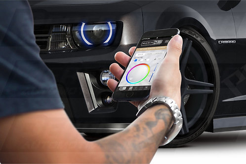 2014-2015 Chevrolet Camaro: Profile Pixel DRL Boards