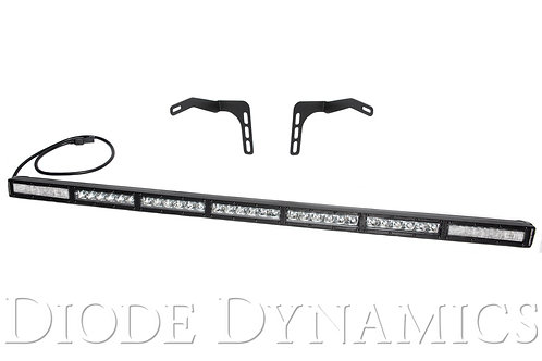 Tundra 42 Inch LED Lightbar Kit White Combo Stealth Series Diode Dynamics