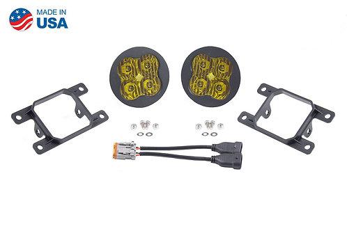 Diode Dynamics SS3 LED Pod Type A Fog Light Kit
