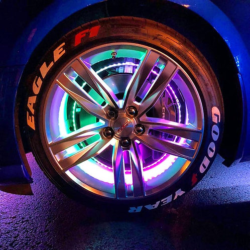 Wheel Ring Lighting Kit
